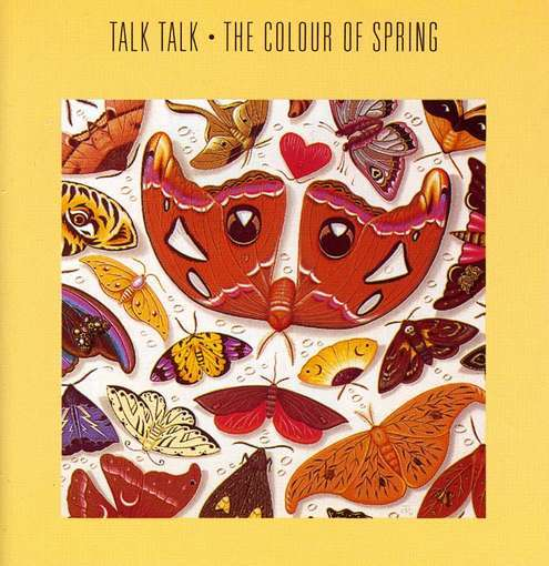 Cover TALK TALK, colour of spring