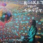 Cover ROCKET FROM THE CRYPT, circa now!