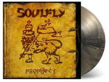 SOULFLY, prophecy cover