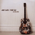 Cover JOEY CAPE / TONY SLY, acoustic