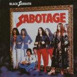 BLACK SABBATH, sabotage cover