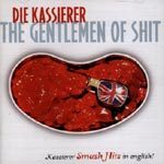 Cover KASSIERER, gentlemen of shit