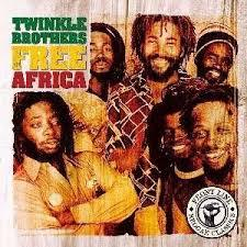 TWINKLE BROTHERS, free africa cover