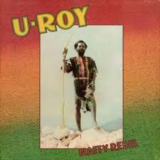 Cover U ROY, natty rebel