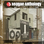Cover V/A, reggae anthology - channel one