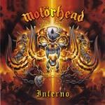 Cover MOTÖRHEAD, inferno