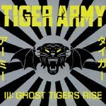 TIGER ARMY, ghost tigers rise cover