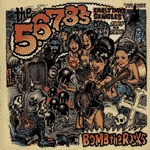 Cover 5.6.7.8.´S, bomb the rocks