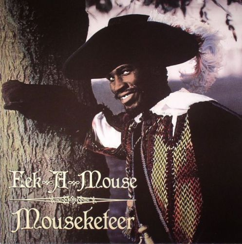 Cover EEK-A-MOUSE, mouseketeer
