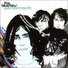 BLUESKINS, word of mouth cover