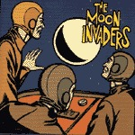 Cover MOON INVADERS, s/t