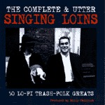 Cover SINGING LOINS, complete & utter