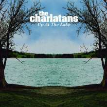 CHARLATANS, up at the lake cover
