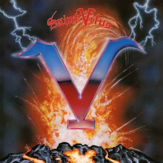 SAINT VITUS, V cover