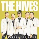 HIVES, tyrannosaurus hives cover