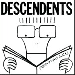 DESCENDENTS, everything sucks cover