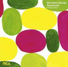 Cover NILS PETTER MOLVAER, recoloured