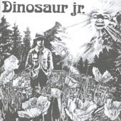 Cover DINOSAUR JR., s/t