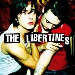 LIBERTINES, s/t cover
