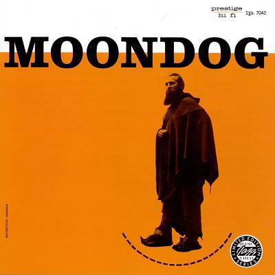 Cover MOONDOG, s/t