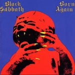 Cover BLACK SABBATH, born again