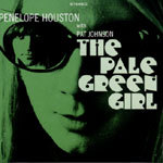 Cover PENELOPE HOUSTON WITH PAT JOHNSTON, pale green girl
