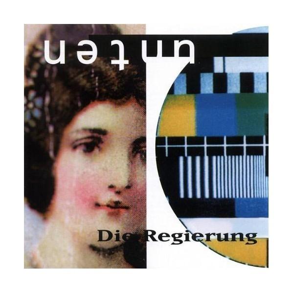 DIE REGIERUNG, unten cover