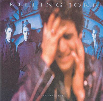 Cover KILLING JOKE, night time