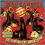MAD CADDIES, live from toronto cover