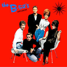 Cover B-52´S, wild planet