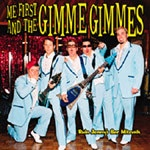 ME FIRST & THE GIMME GIMMES, ruin jonny´s bar mitzvah cover