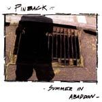 PINBACK, summer in abaddon cover
