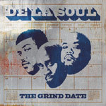 DE LA SOUL, grind date cover