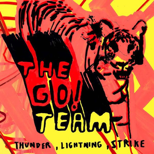 Cover GO TEAM, thunder lightning strike