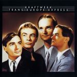 Cover KRAFTWERK, trans europe express