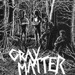 GRAY MATTER, food for thought (re-issue) cover