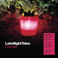 Cover FOUR TET, late night tales