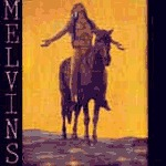 Cover MELVINS, s/t