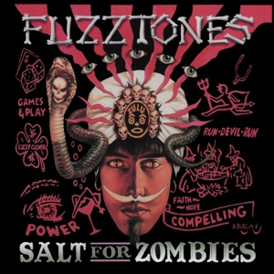 FUZZTONES, salt for zombies cover