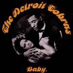 DETROIT COBRAS, baby cover