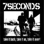 Cover 7 SECONDS, take it back, take it on, take it over!