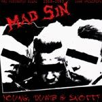 Cover MAD SIN, young, dumb & snotty