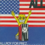 Cover ALL, allroy for prez