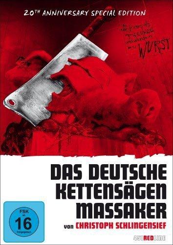 SCHLINGENSIEF, das deutsche kettensägenmassaker cover