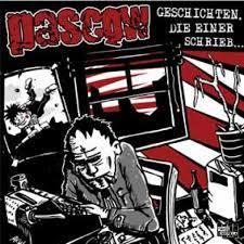 PASCOW, geschichten, die einer schrieb cover