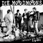 DIE MADMANS, zwischen den jahren 1981 cover