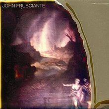 JOHN FRUSCIANTE, curtains cover