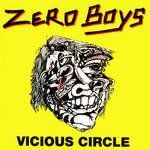 ZERO BOYS, vicious circle cover