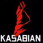 KASABIAN, s/t cover