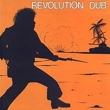 Cover LEE `SCRATCH´ PERRY & THE UPSETTERS, revolution dub